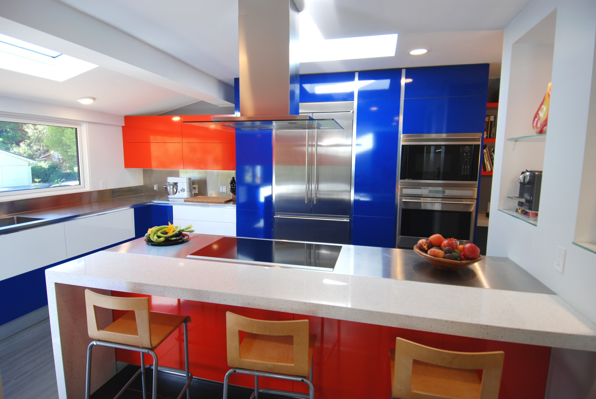 Brighten up the kitchen