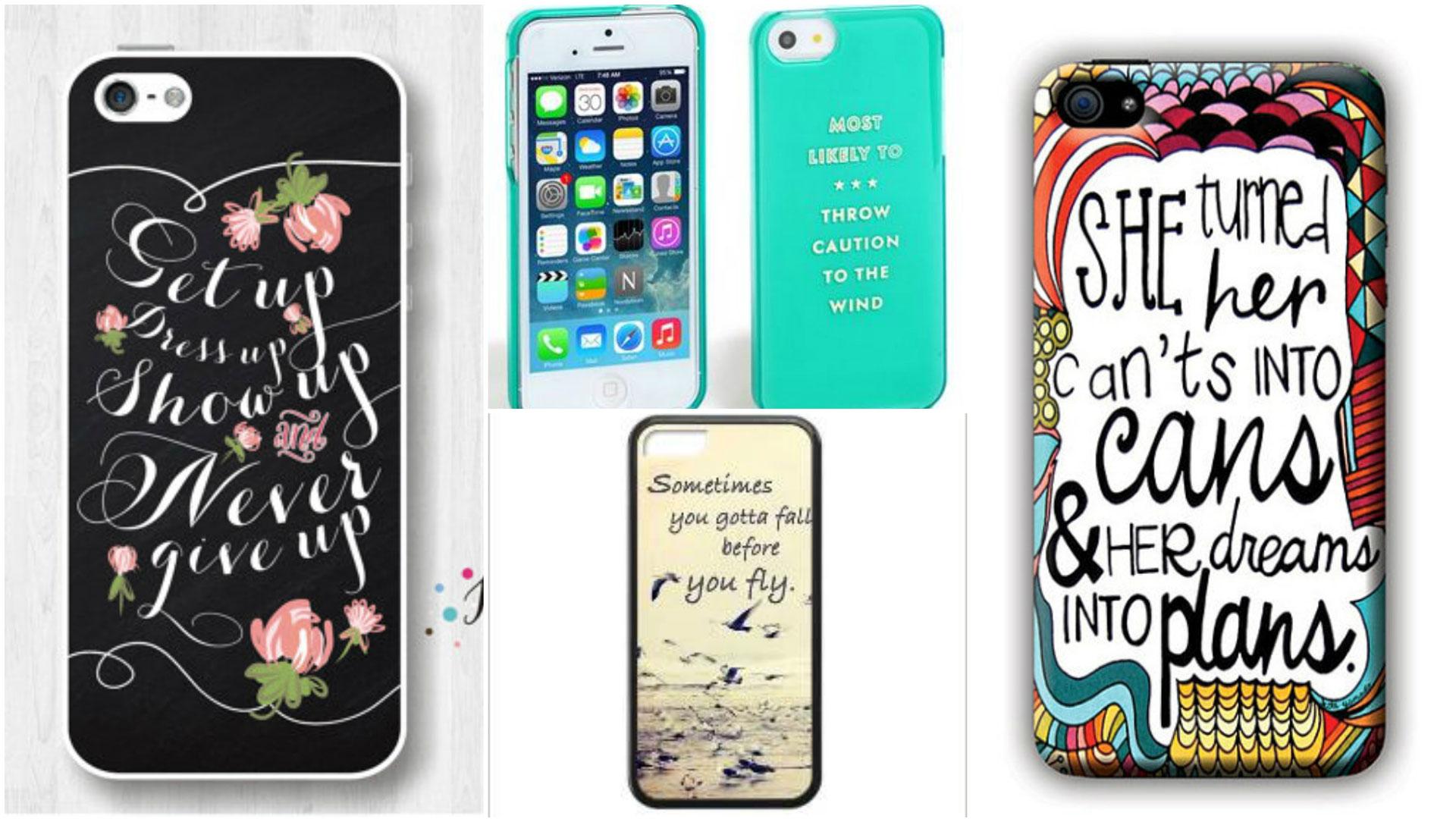 Phone case collage