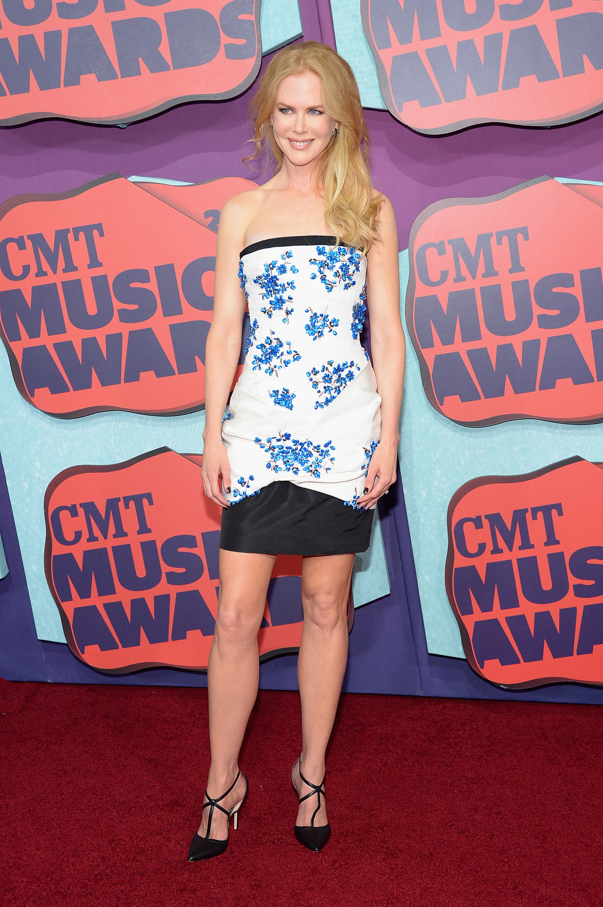 Nicole Kidmanat the the 2014 CMT Music Awards