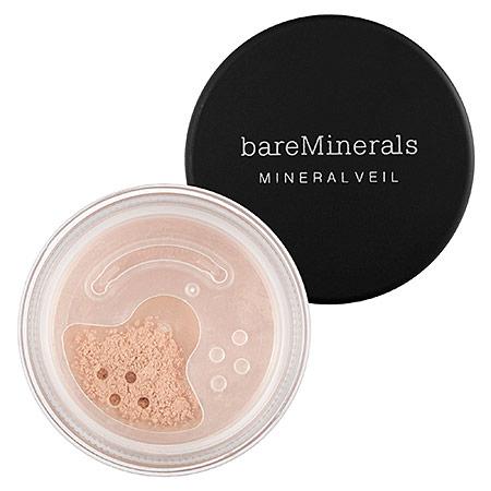5 minute makeup- powder
