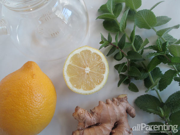 allParenting next-level lemonade ingredients