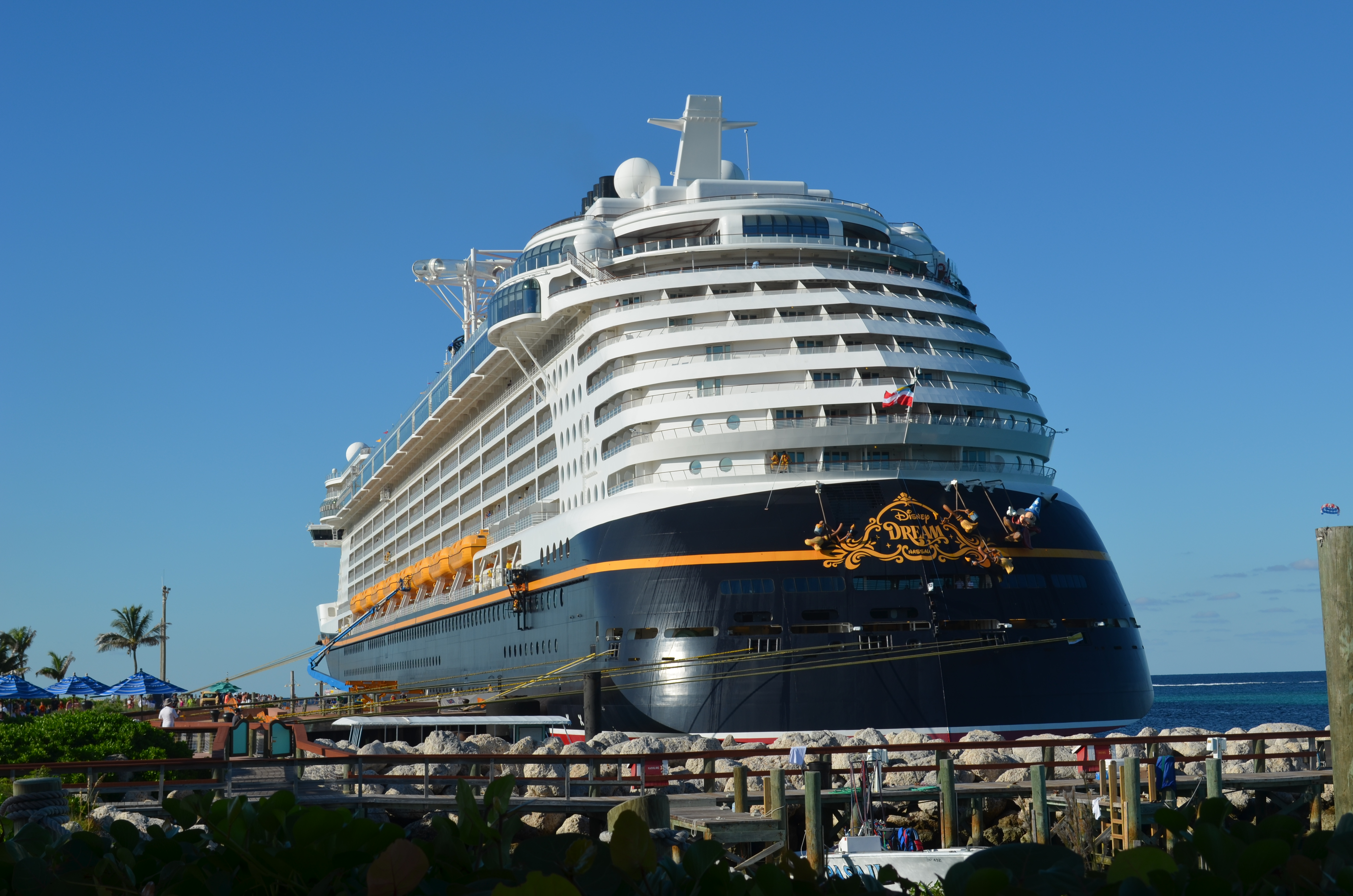 Family vacation with childcare- Disney cruise