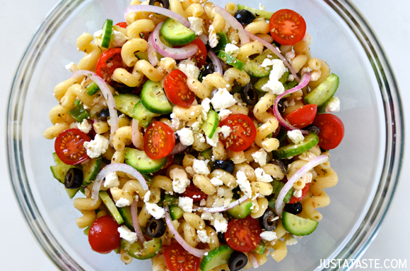 Quick easy summer salads recipes
