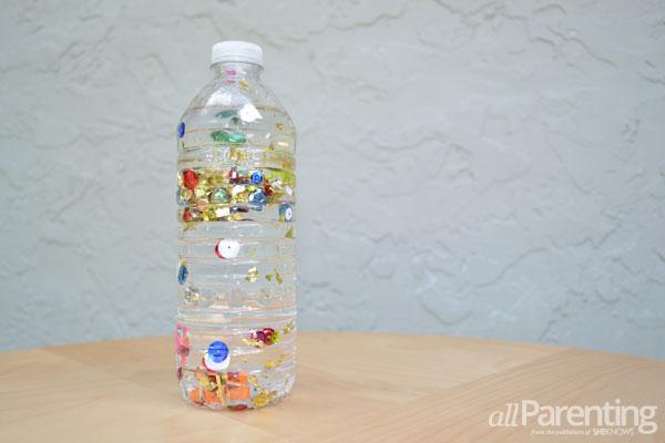 allParenting tantrum kit- tantrum bottle