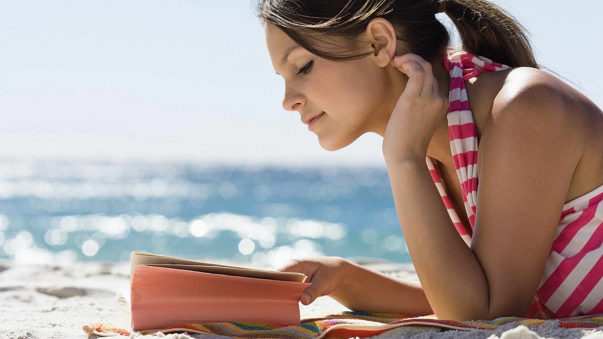 Perfect books for a day at the beach