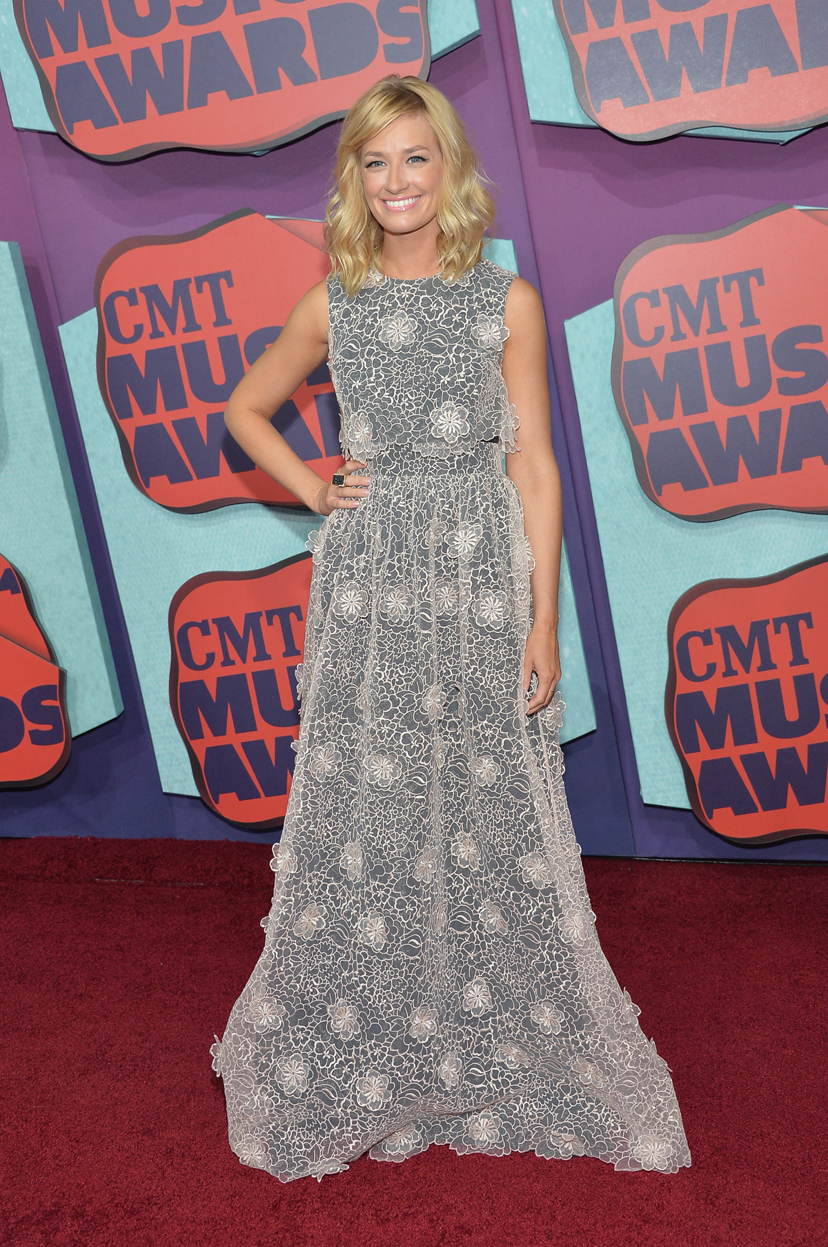Beth Behrsat the the 2014 CMT Music Awards