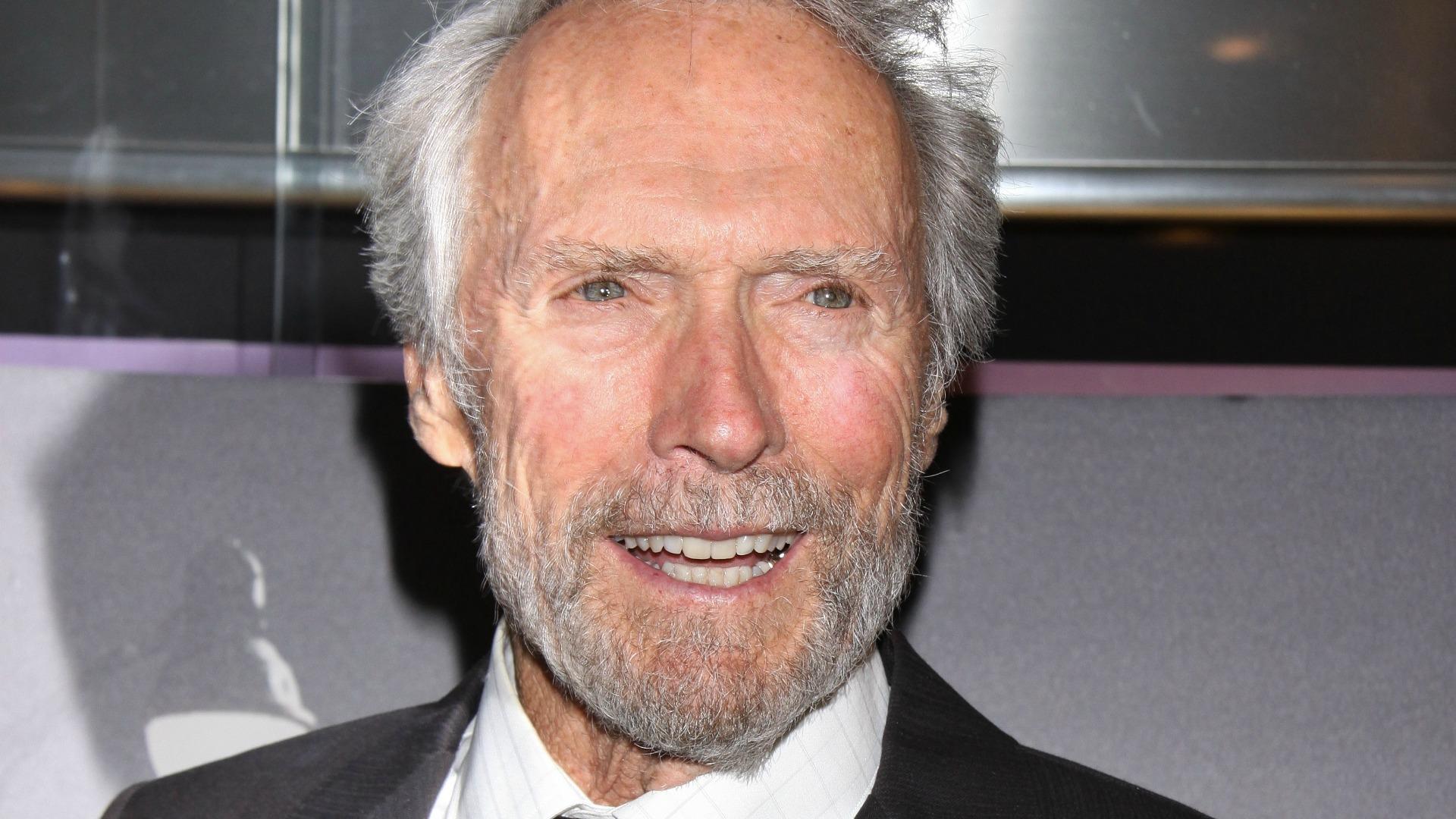Clint Eastwood has a n...