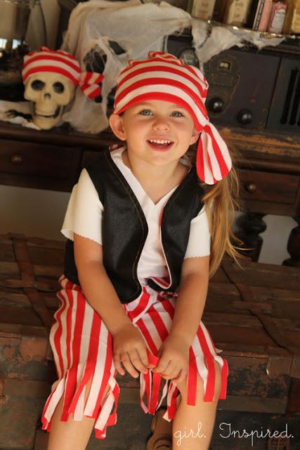 Petite pirate