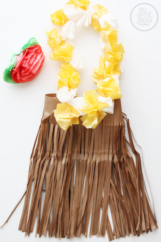 Hip hula girl
