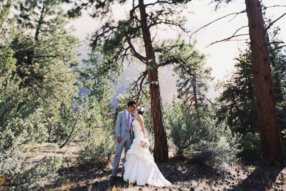 Wedding must go on despite danger