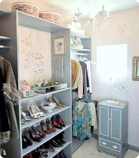 Even Martha Stewart would be amazed by these closets