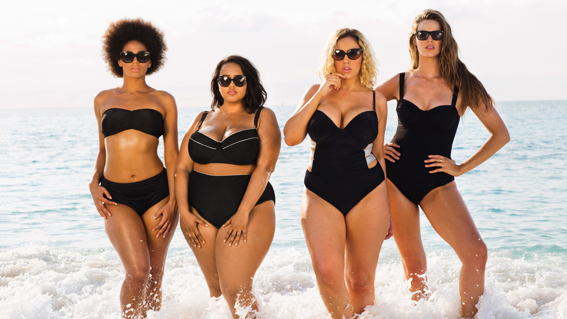 Plus size sports illustrated swimsuit model were visited