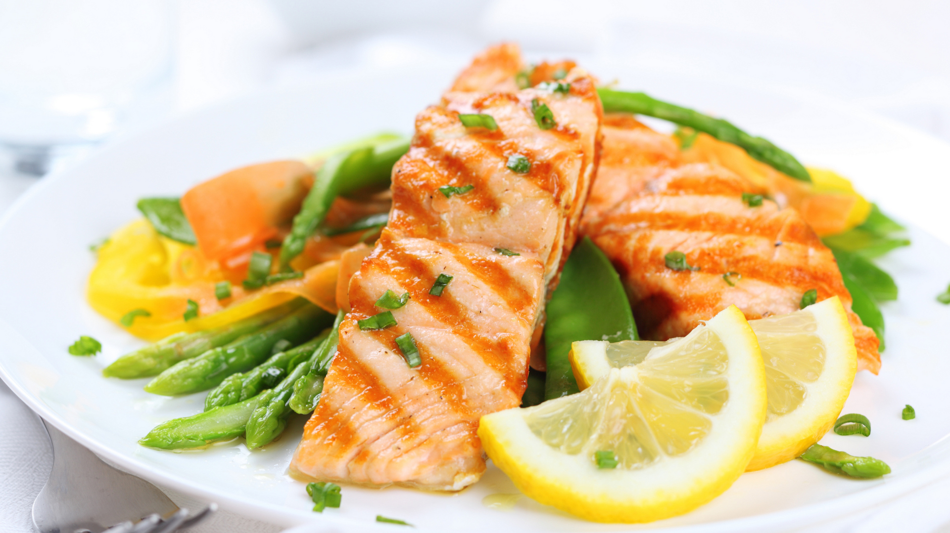 Salmon during pregnancy
