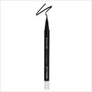 Get the look: glominerals Graphic Liner in Black (gloprofessional.com, $20)