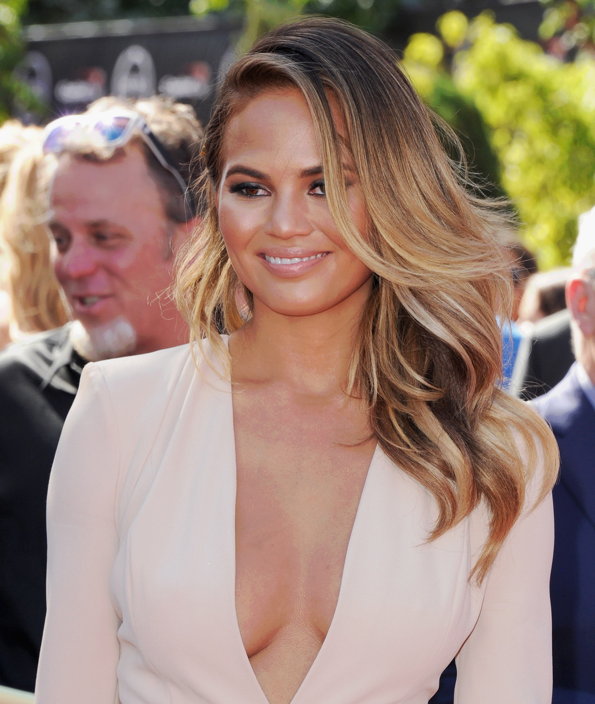 Chrissy Teigen at the 2014 Espy Awards