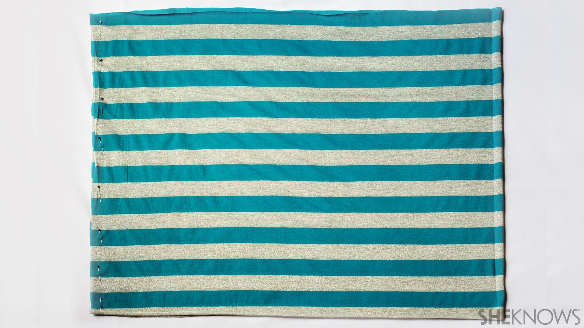 Infinity nursing scarf | Sheknows.com - step 2