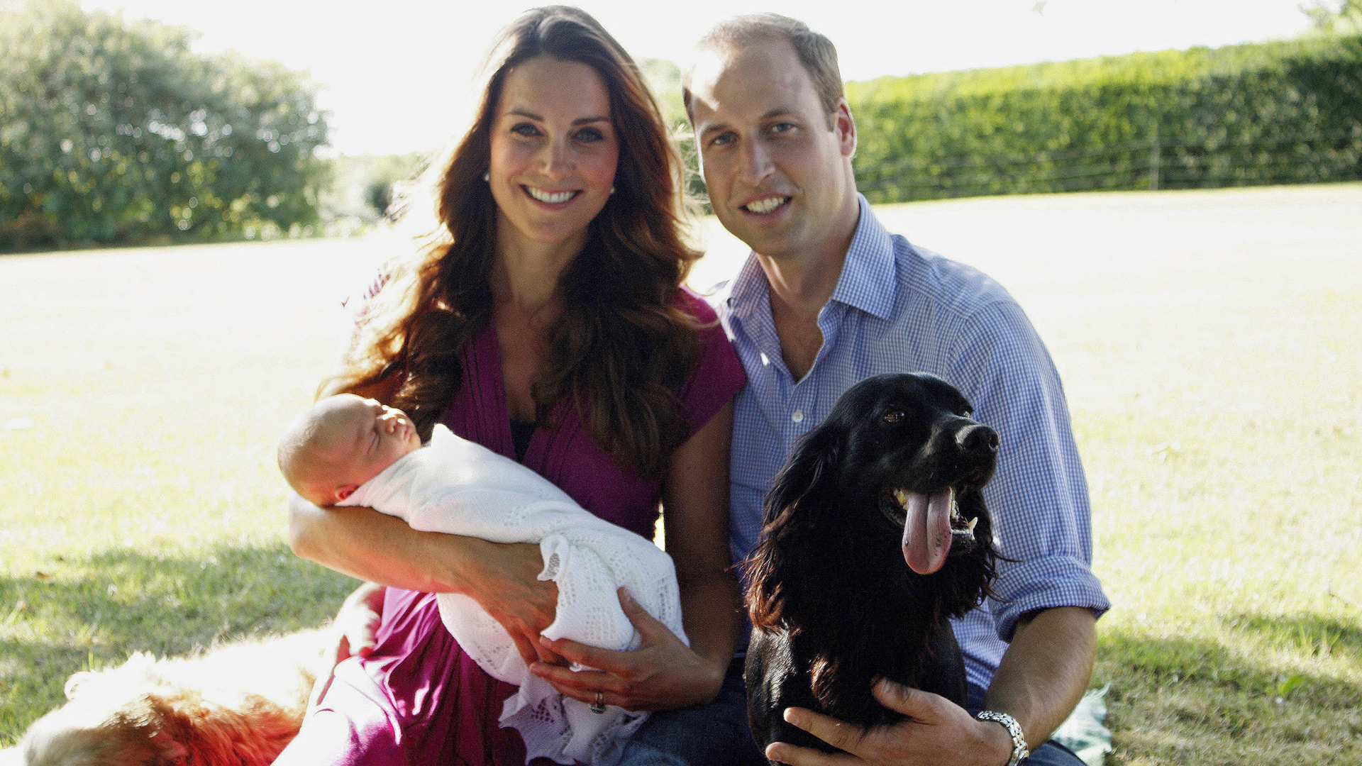 Get all the details on Prince George's adorable birthday celebration