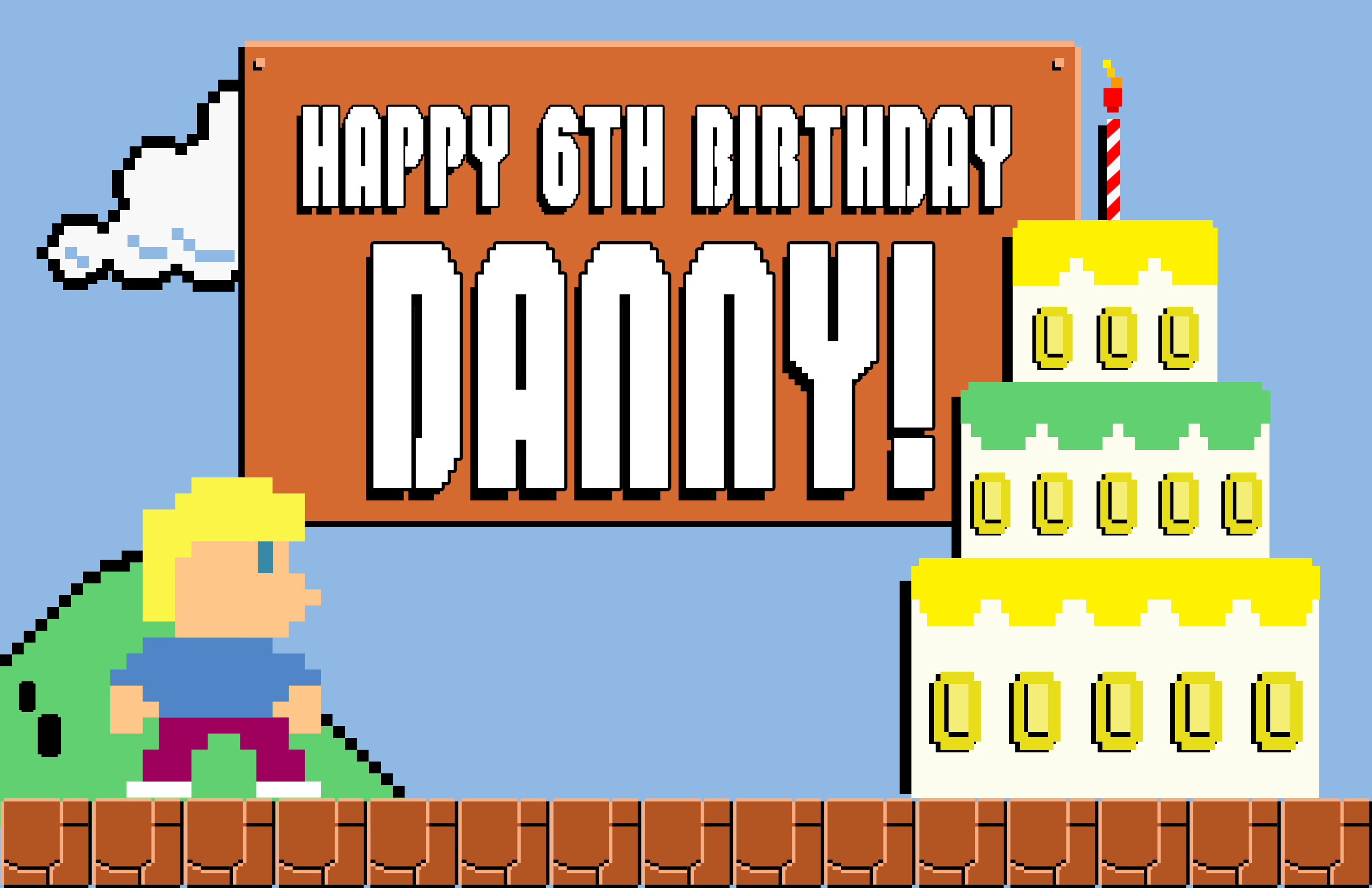 Card for Danny | Sheknows.com