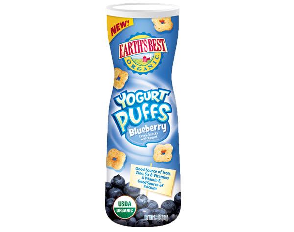 Yogurt Puffs | Sheknows.com