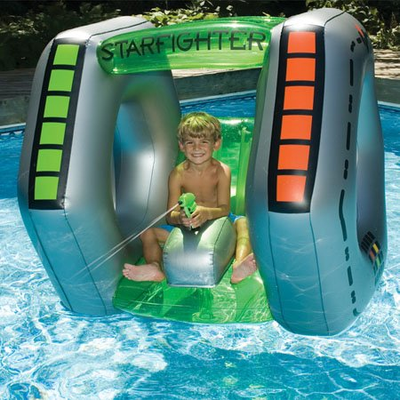 Spaceship raft | Sheknows.com