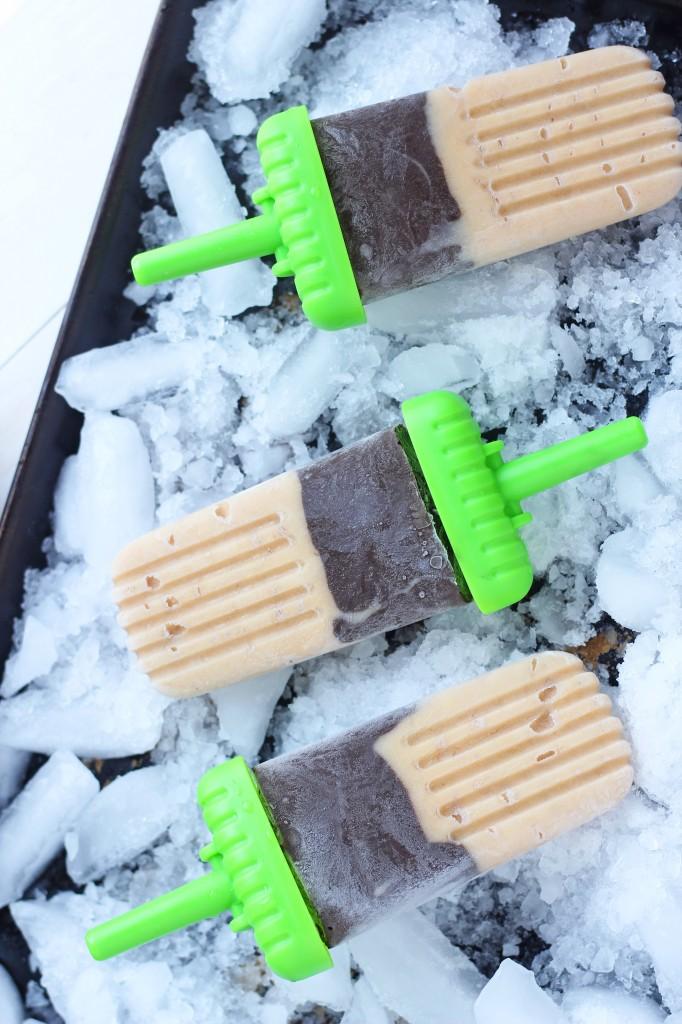 Chocolate Popsicles | PregnancyAndBaby.com