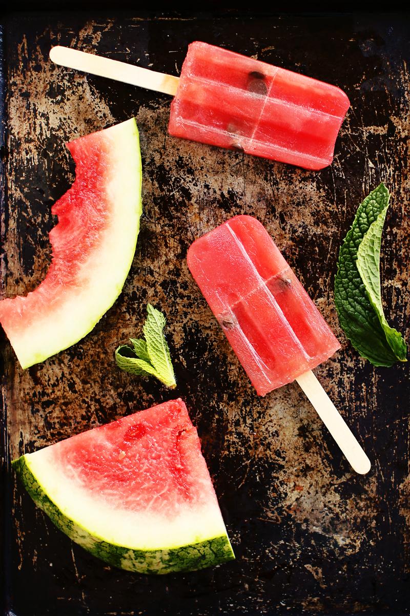 Watermelon Popsicles | PregnancyAndBaby.com