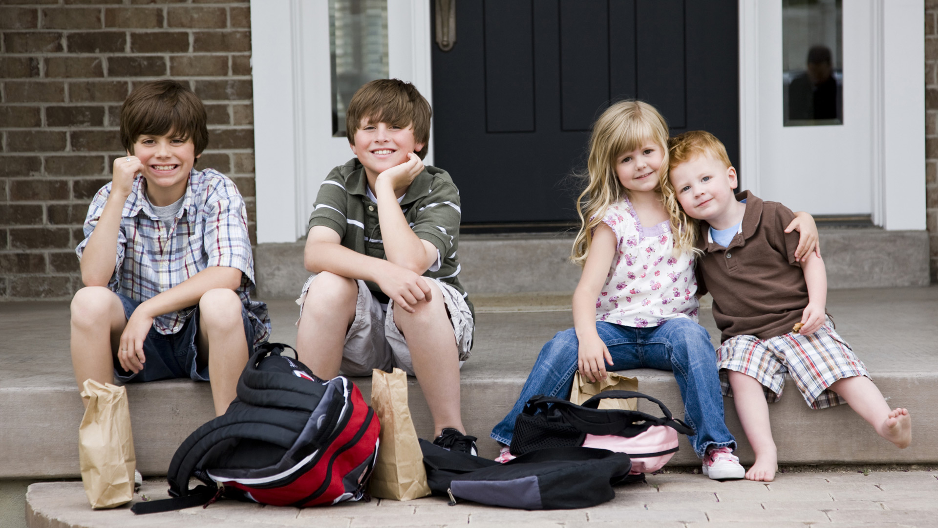 Children going back to school | PregnancyAndBaby.com