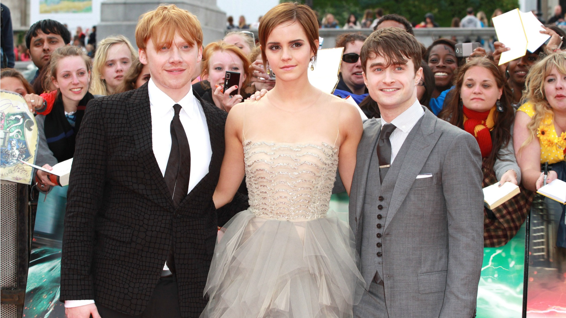 Glimpse into the life of Harry Potter in his 30s