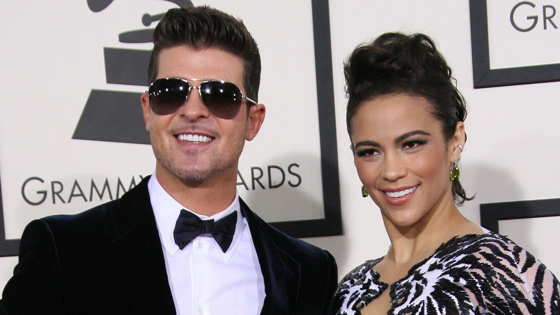 "Robin Thicke finally admits he can't ""Get Her Back,"" marriage is over"