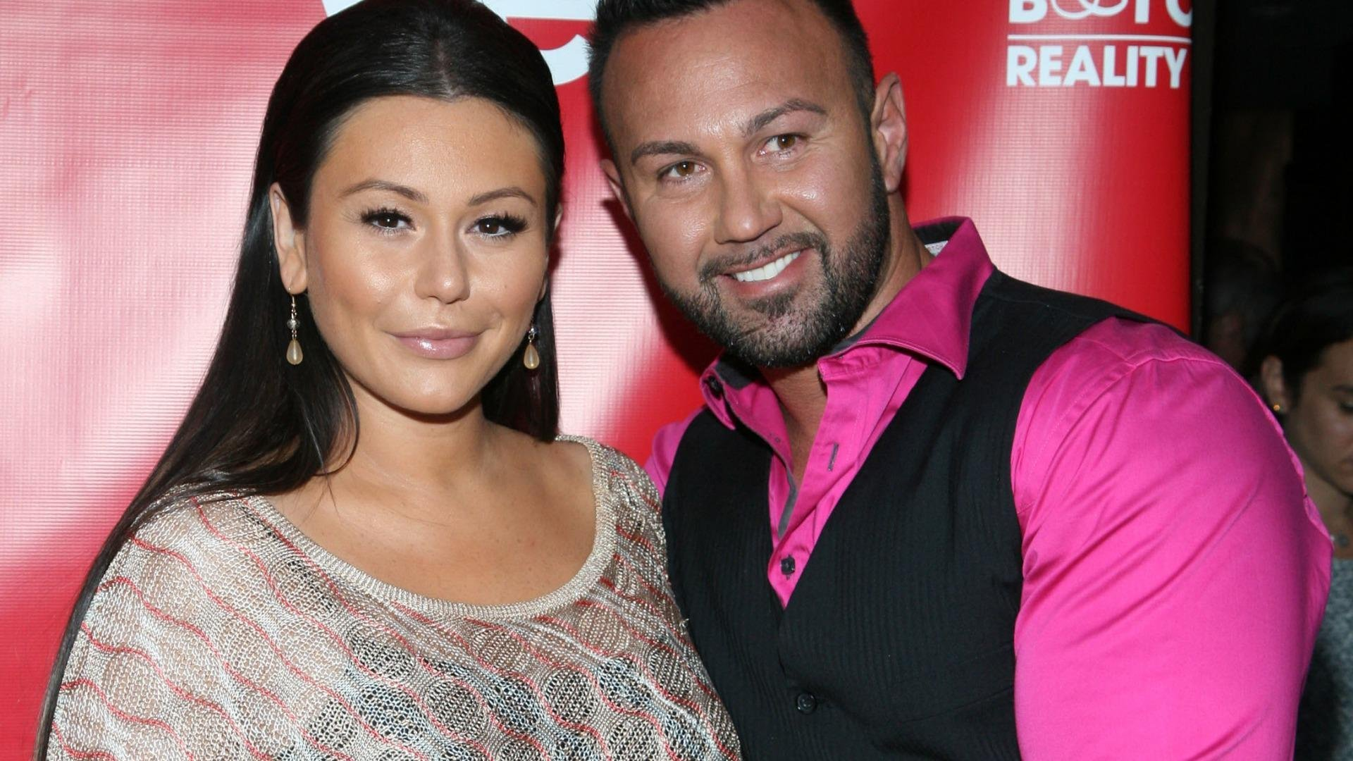 Jersey Shore Jwoww And Roger Jwoww and roger welcome a baby Jwoww Baby Girl Pictures