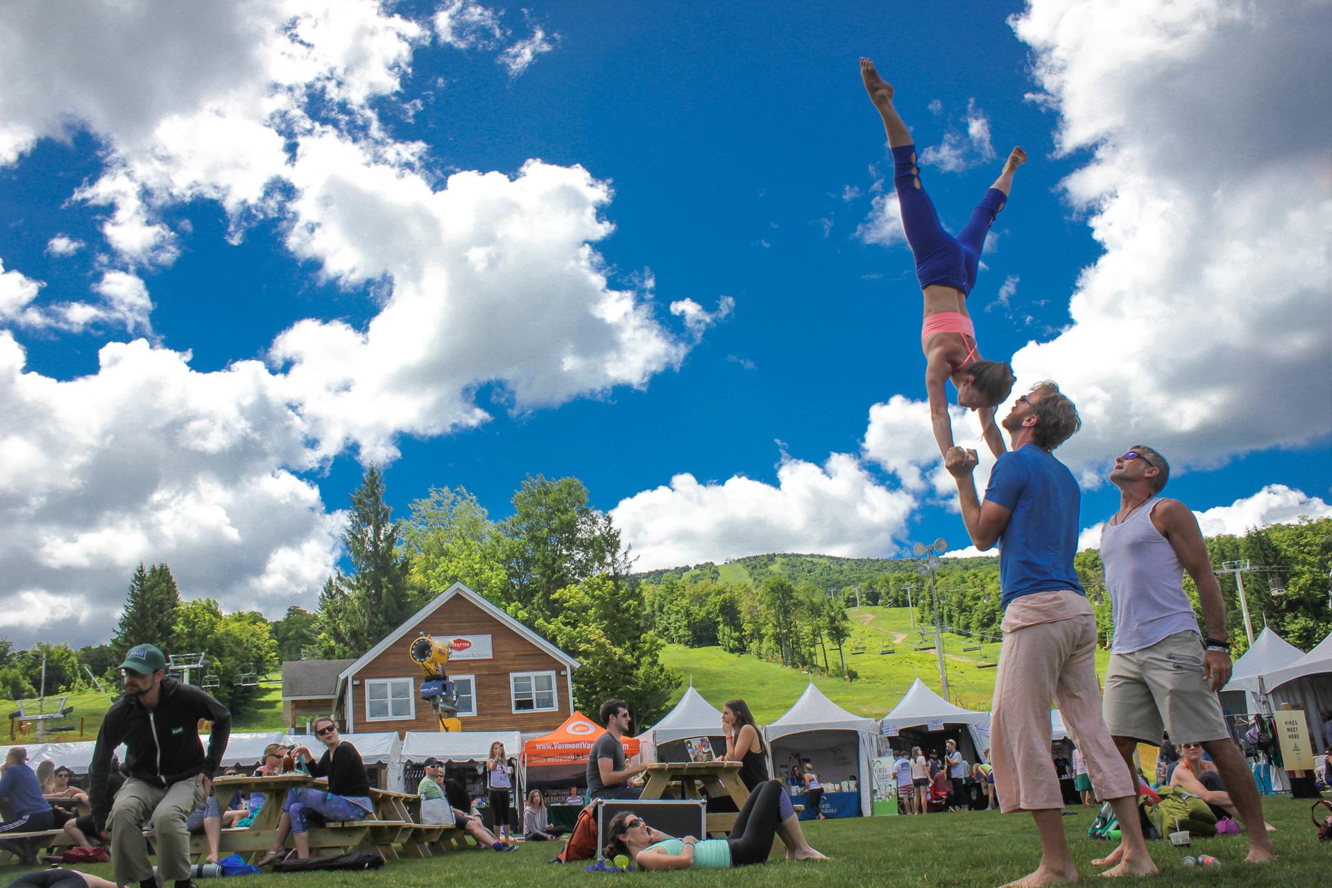 Wanderlust Yoga Festiva