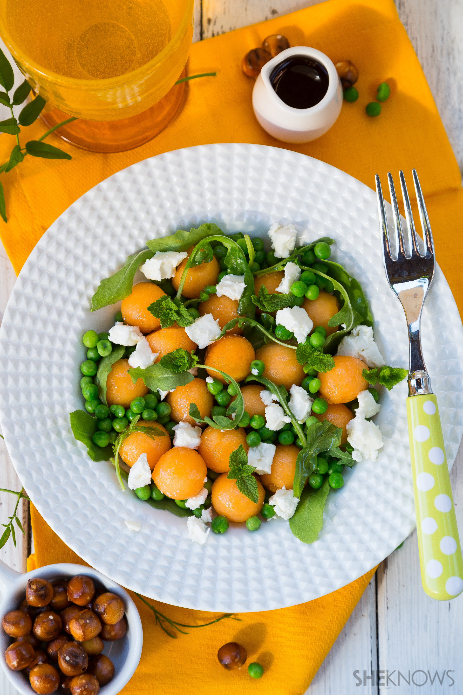 Eat light and fresh this season with sumptuous, summery salads