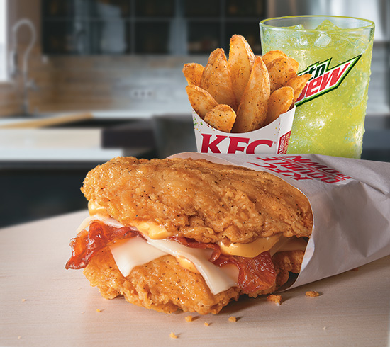 The Double Down, KFC, US