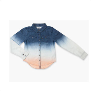Levi's Button Front Shirt