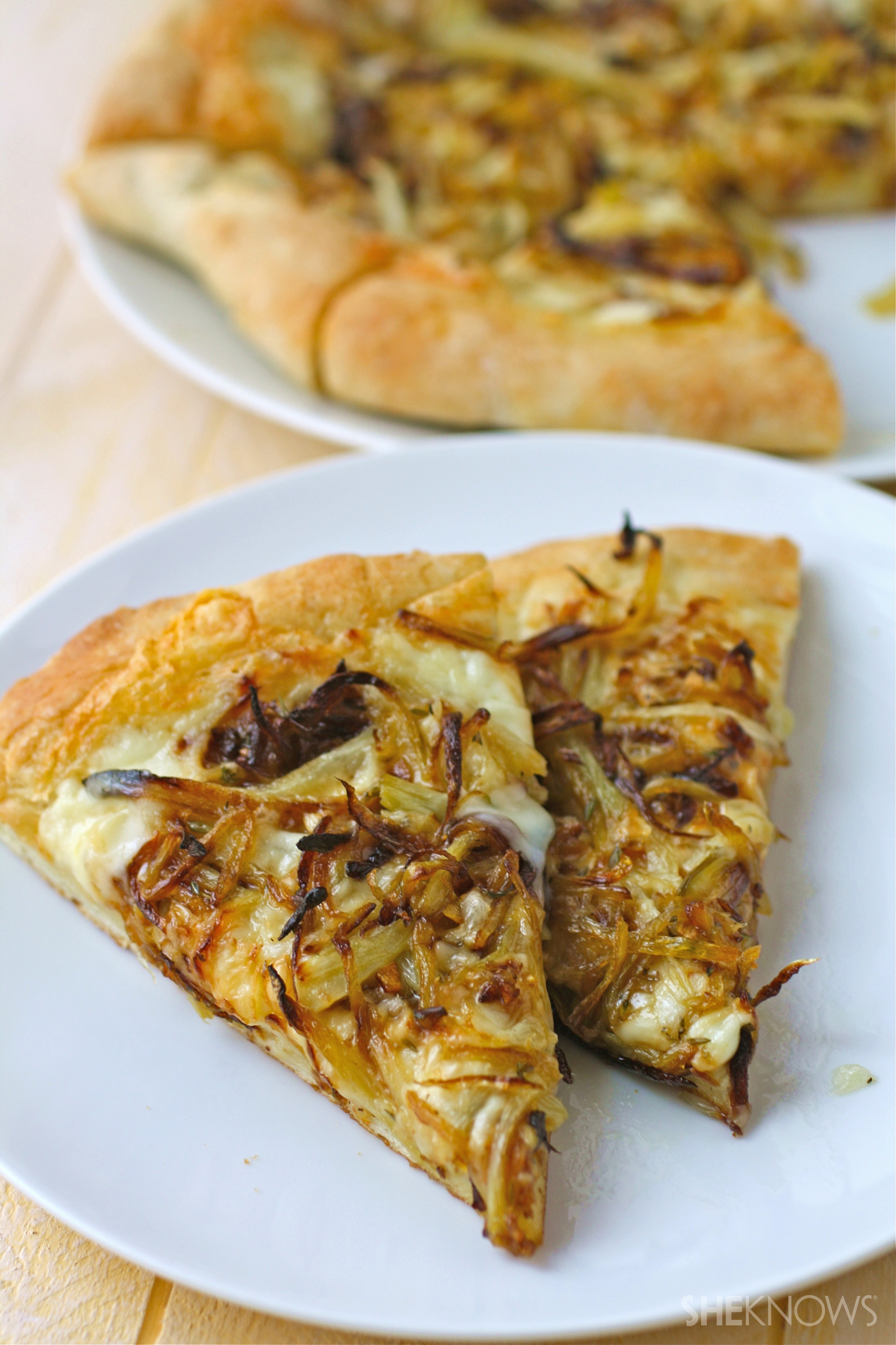Toss around the idea of adding caramelized fennel to your next pizza