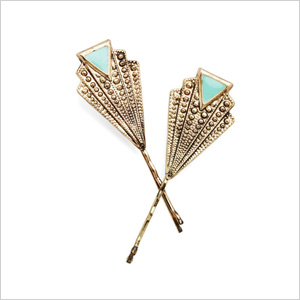 Art Deco pins