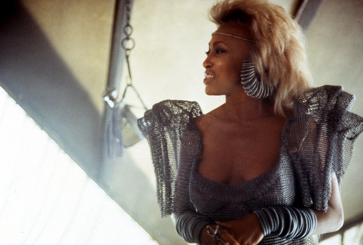 Tina Turner in Mad Max Beyond Thunderdome