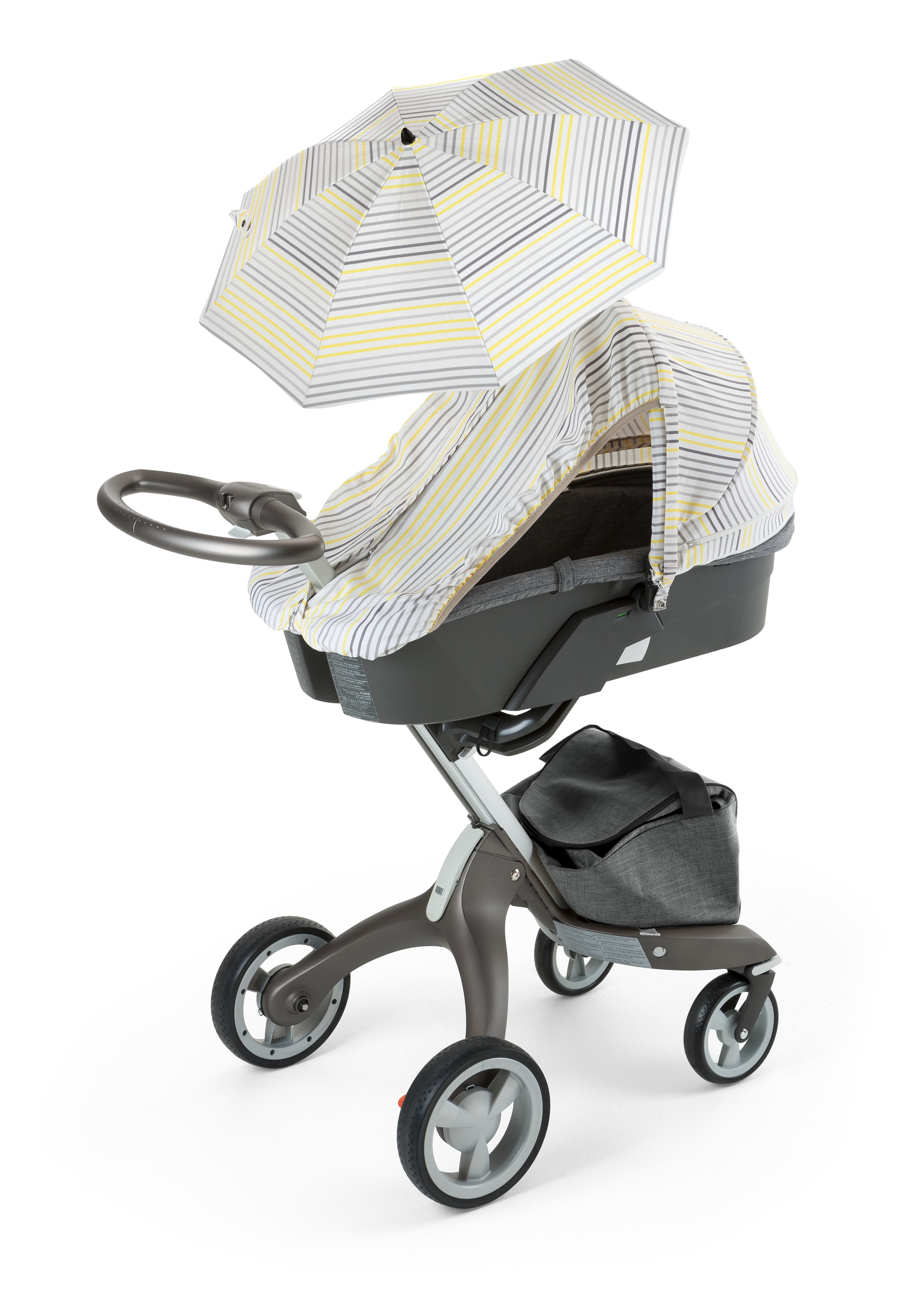 Stokke Xplory Summer kit in yellow