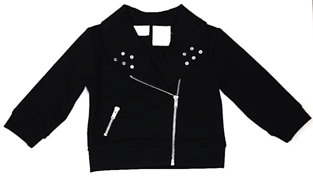 Kardashian Kids biker jacket
