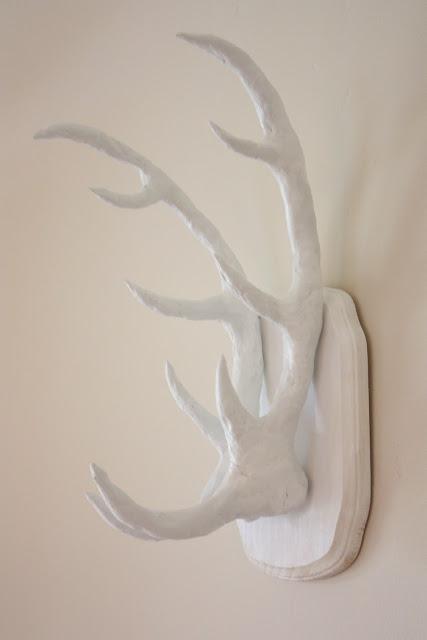 Foil antlers
