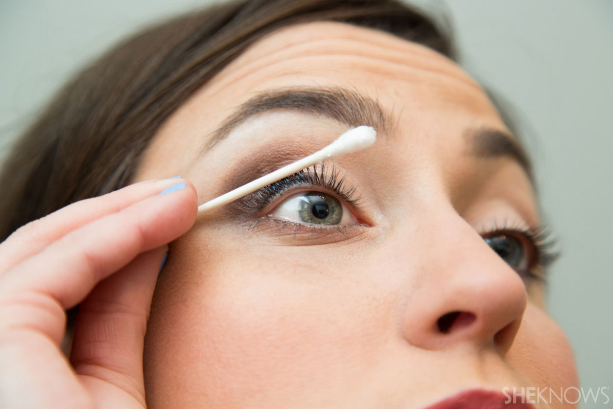 Get a false lash look, no glue required