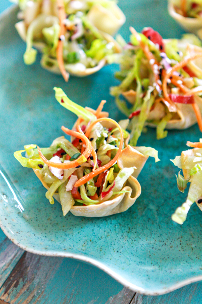 Store-bought food gets swanky with these simple additions