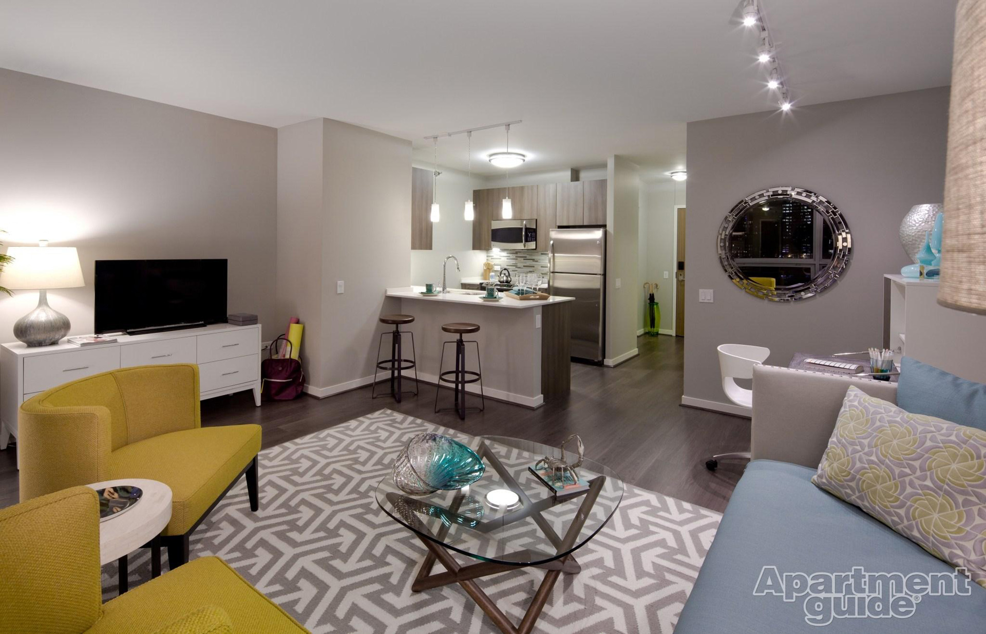 Apartment rental for Nick and Andi