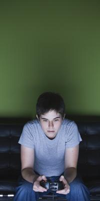 Gamer boy