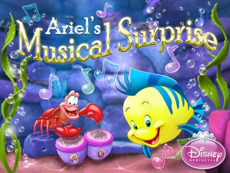 Ariel's musical surprise