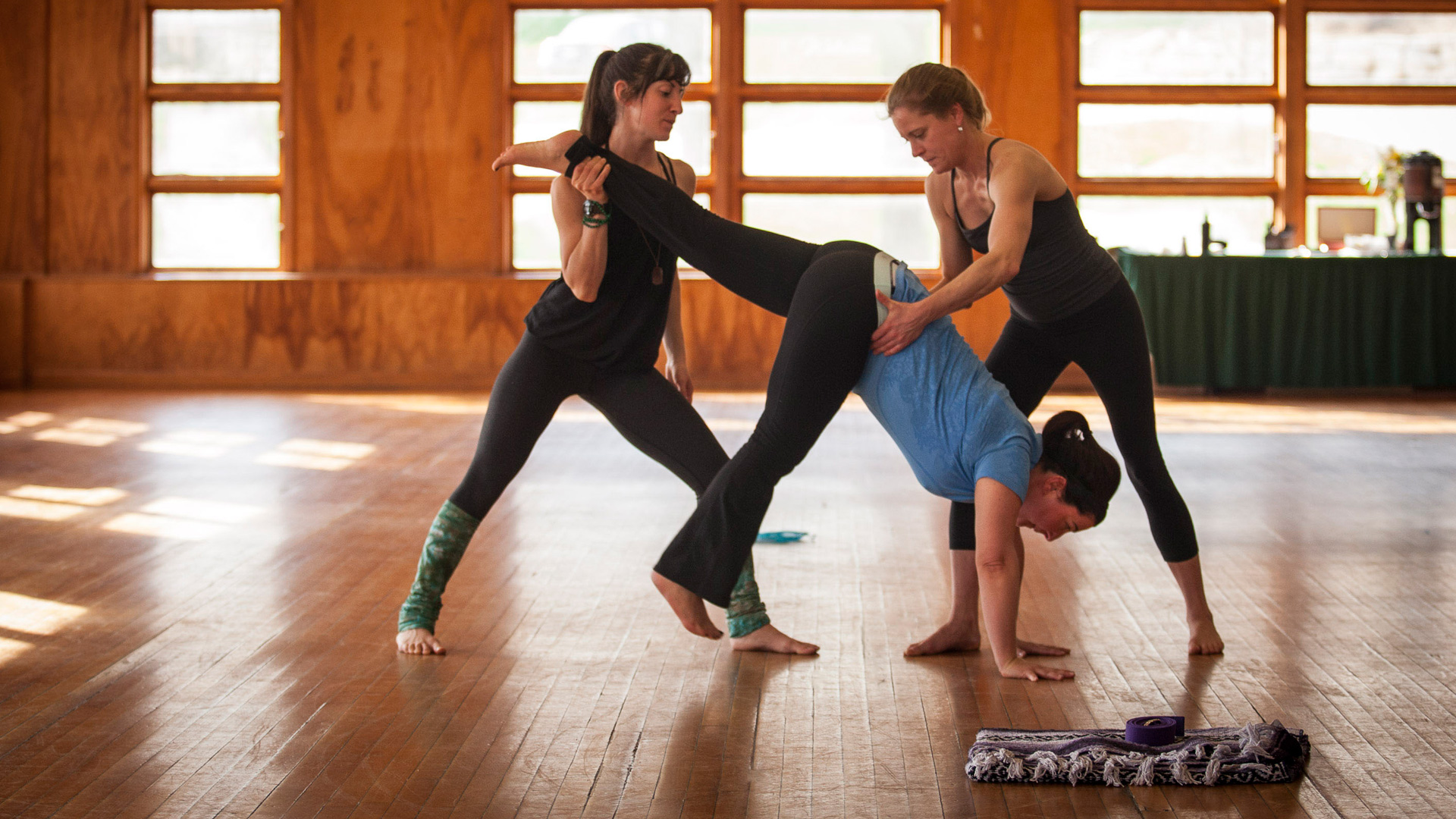 Answers to common yoga class questions