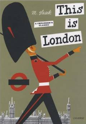 This is London book cover