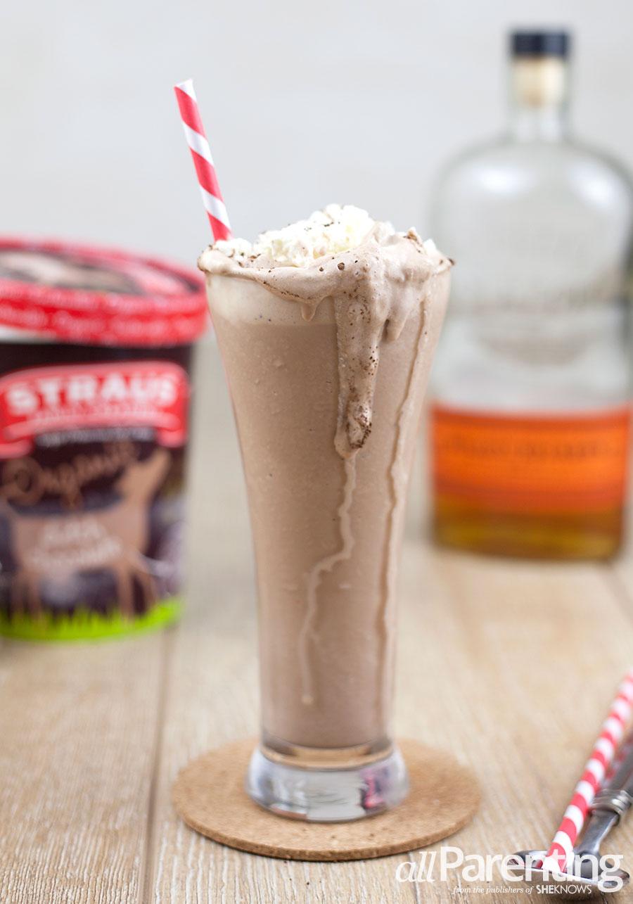 allParenting Boozy chocolate shakes