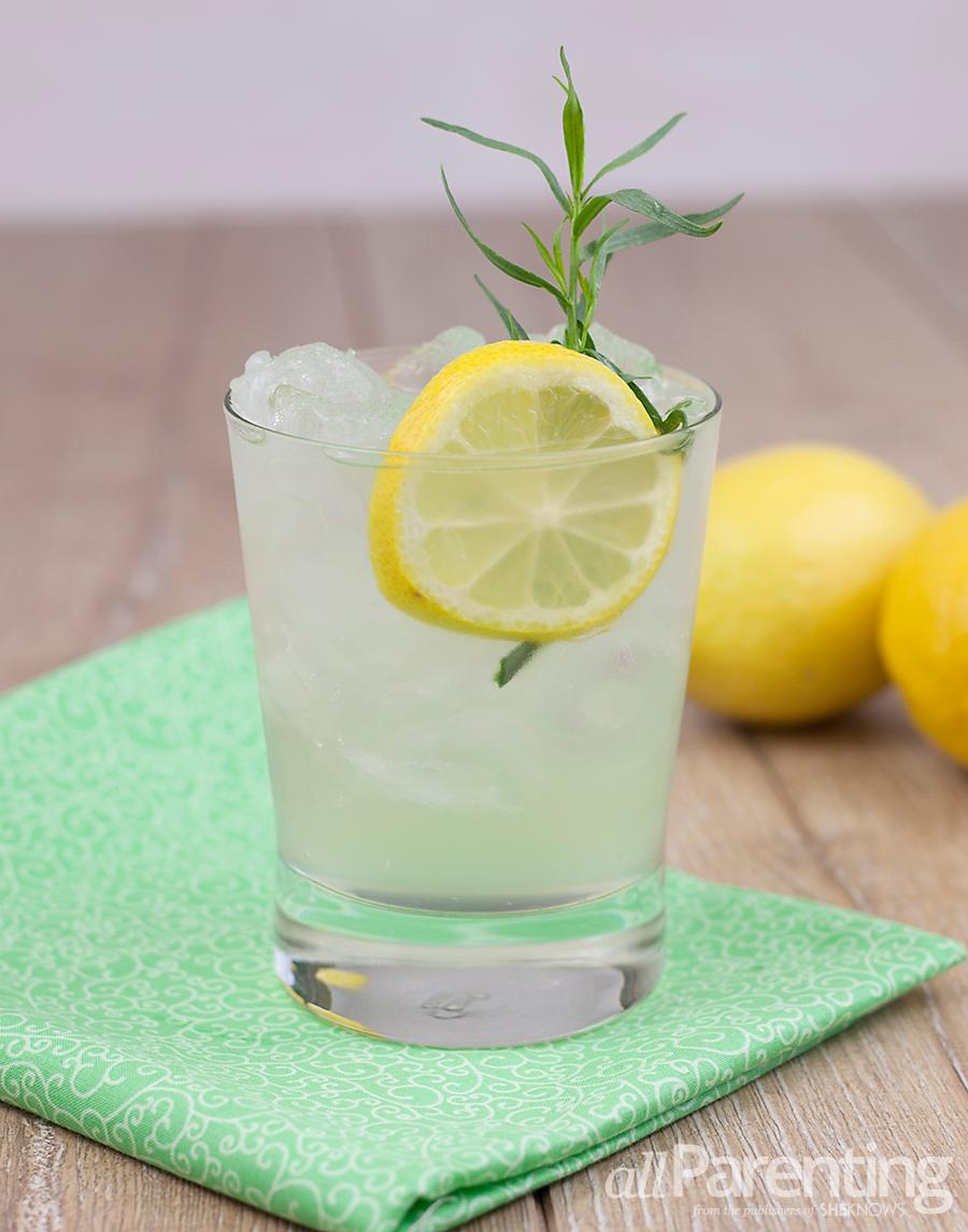 allParenting Spiked lemonade
