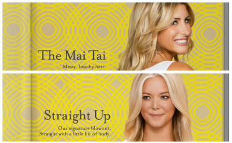 Mai Tai and Straight up styles